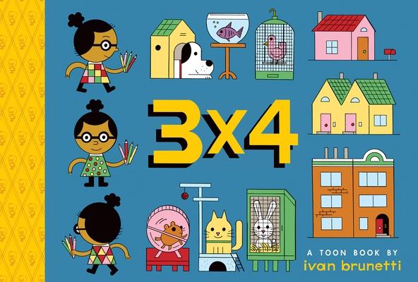 3x4: Toon Level 1