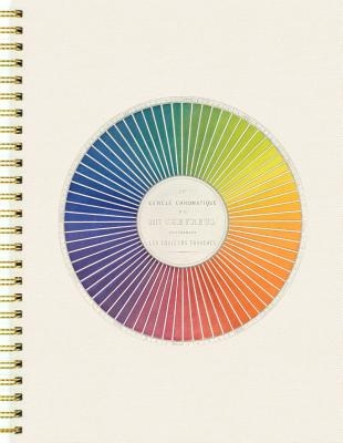Color: A Sketchbook and Guide (8-1/4 X 11 Inches, Hardcover with Wire Binding, 100 Blank Pages Plus 40 Full-Color Vintage Ill