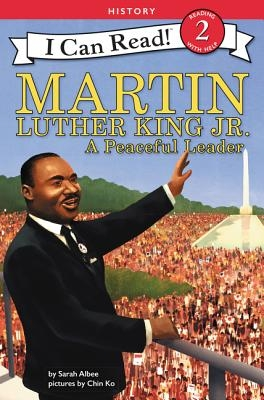 Martin Luther King Jr.: A Peaceful Leader