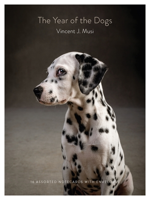 The Year of the Dogs Notecards: (16 Dog Portrait Correspondence Cards, Dog Lovers Photography Notecards)