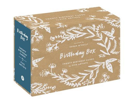 Birthday Box: Twenty Birthday Cards