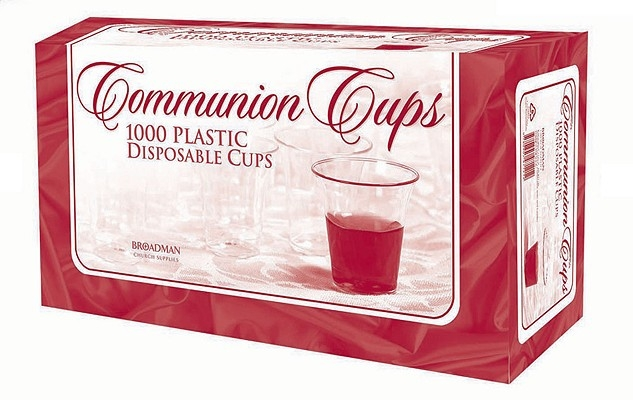 Communion Cups 1,000ct