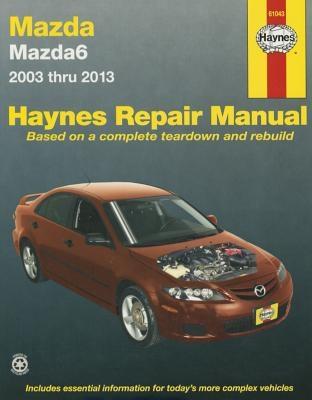 Mazda6 2003 Thru 2013