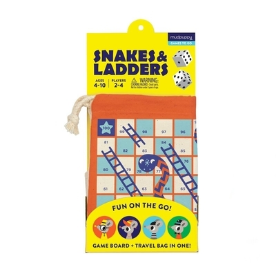 Snakes and Ladders! Travel Game