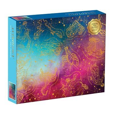 Astrology 1000 Piece Foil Puzzle