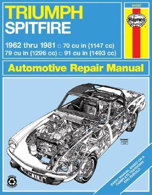 Triumph Spitfire, 1962-1981