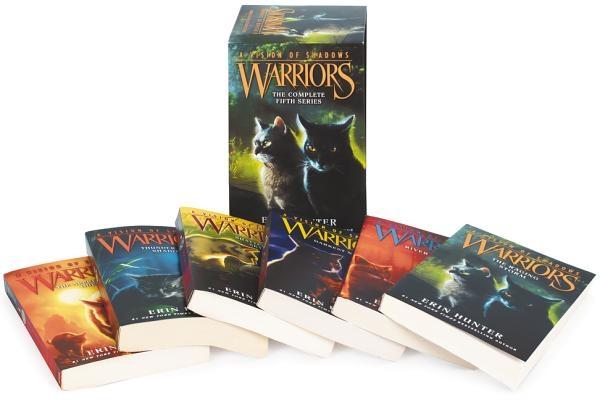 Warriors: A Vision of Shadows Set