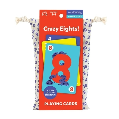 Crazy Eights! Card Game