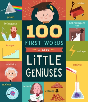 100 First Words for Little Geniuses, Volume 2