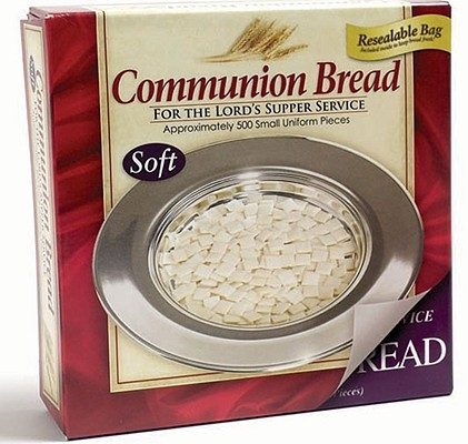 Communion Bread [Soft]
