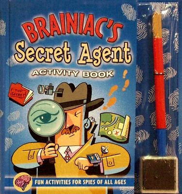 Brainiac's Secret Agent Activity B