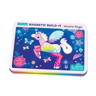 Unicorn Magic Magnetic Build-It