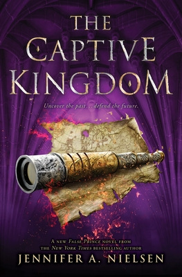 The Captive Kingdom (the Ascendance Series, Book 4), Volume 4