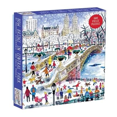 Michael Storrings Bow Bridge in Central Park 500pc Puzzle