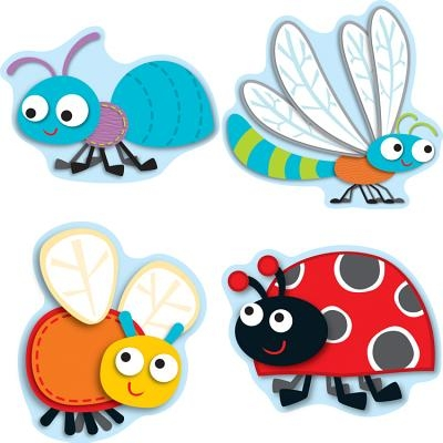 Buggy for Bugs Cut-Outs