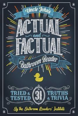 Uncle John's Actual and Factual Bathroom Reader, Volume 31