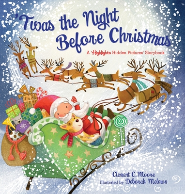 'Twas the Night Before Christmas: A Highlights Hidden Pictures Storybook