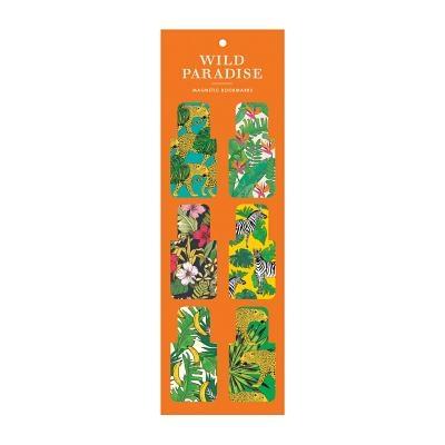Wild Paradise Magnetic Bookmark