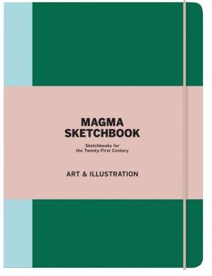 Magma Sketchbook: Art & Illustration