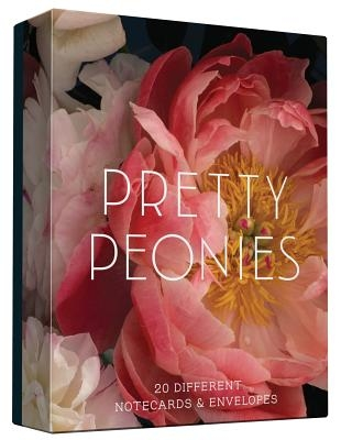 Pretty Peonies: 20 Different Notecards and Envelopes