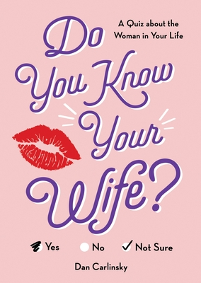 Do You Know Your Wife?: A Quiz about the Woman in Your Life