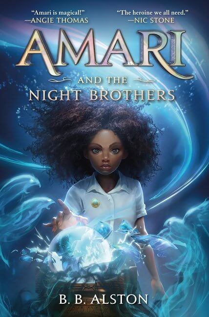 Amari and the Night Brothers ( Supernatural Investigations, 1 )