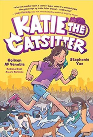 Katie the Catsitter ( Katie the Catsitter #1 )