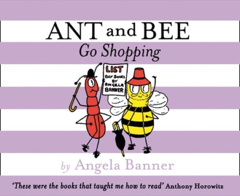 Ant and Bee Go Shopping (Ant and Bee)