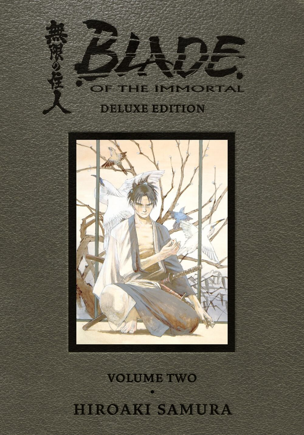 Blade of the Immortal Deluxe Volume 2