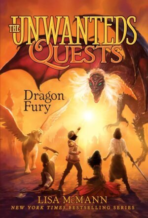 Dragon Fury, Volume 7 ( Unwanteds Quests )