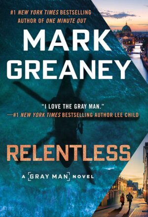 Relentless ( Gray Man #10 )