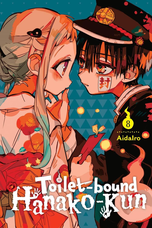 Toilet-Bound Hanako-Kun, Vol. 8 ( Toilet-Bound Hanako-Kun, 8 )