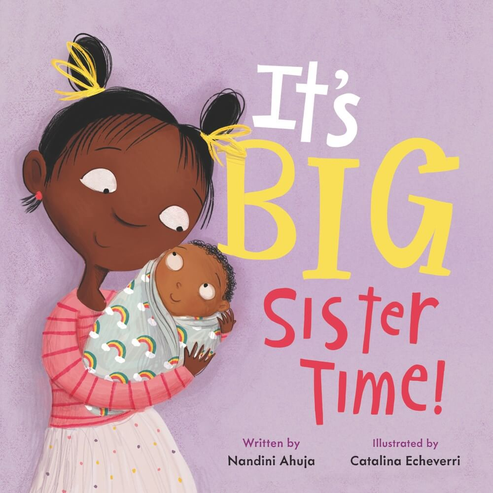 It's Big Sister Time! ( My Time )