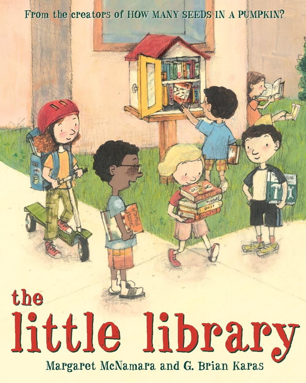 The Little Library ( Mr. Tiffin's Classroom )