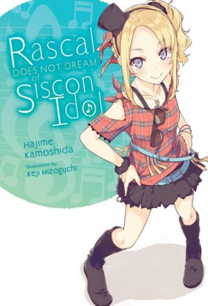 Rascal Does Not Dream of Siscon Idol (Light Novel)