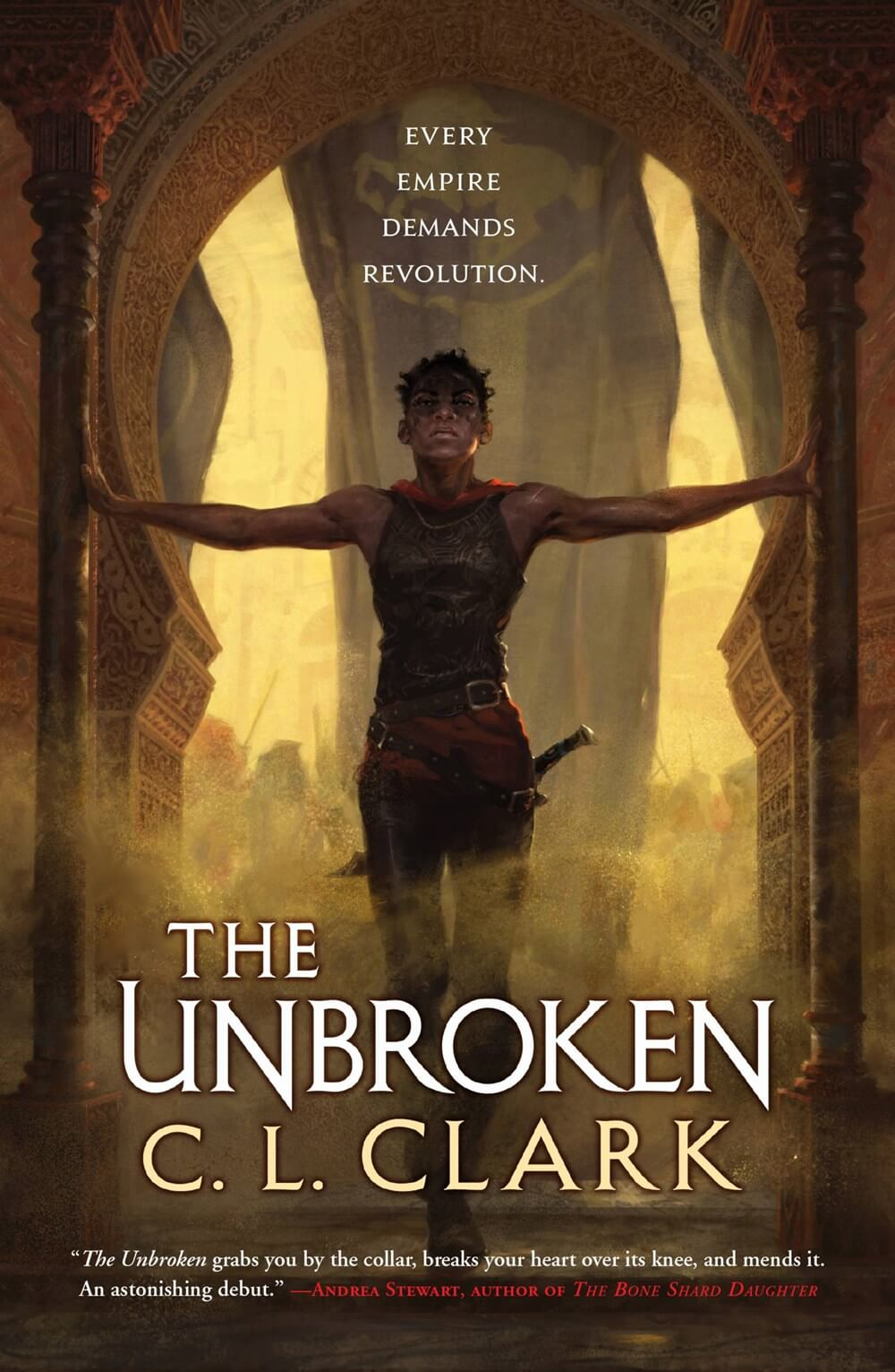The Unbroken ( Magic of the Lost #1 )