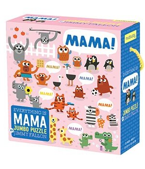 Jimmy Fallon Everything Is Mama Jumbo Puzzle